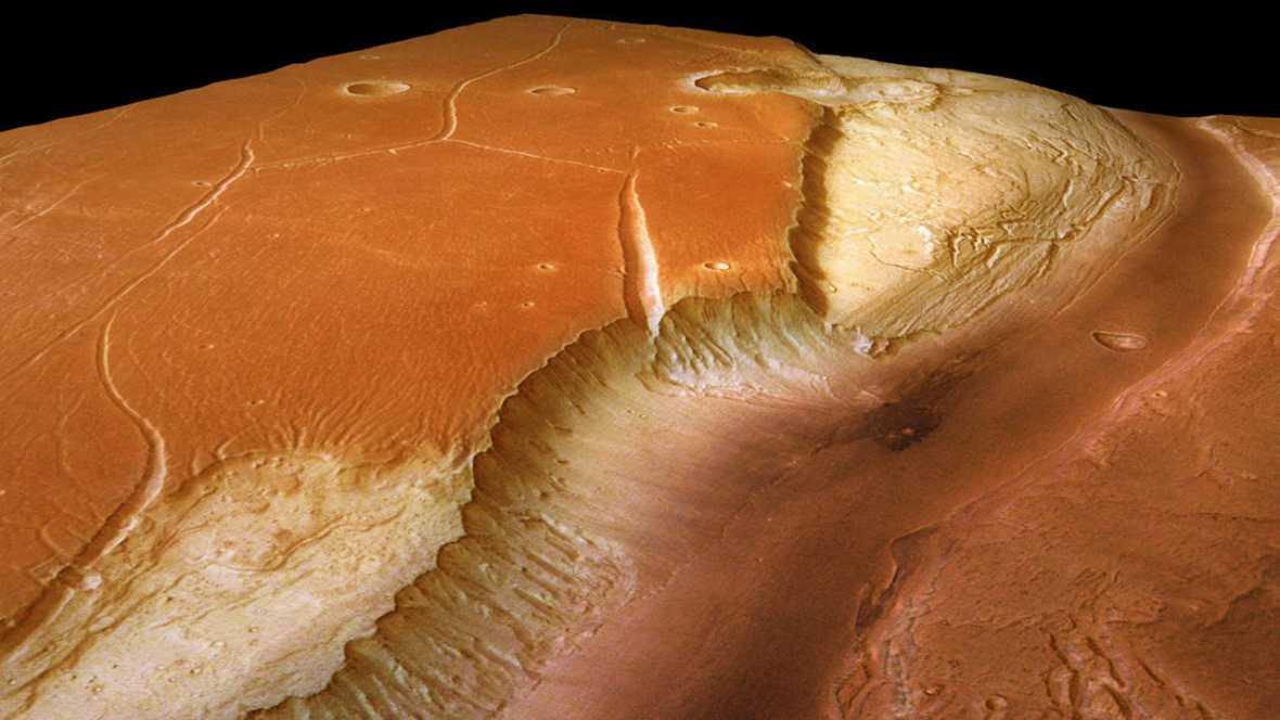 Los científicos han observado y analizado fotografías y otros datos del Curiosity.