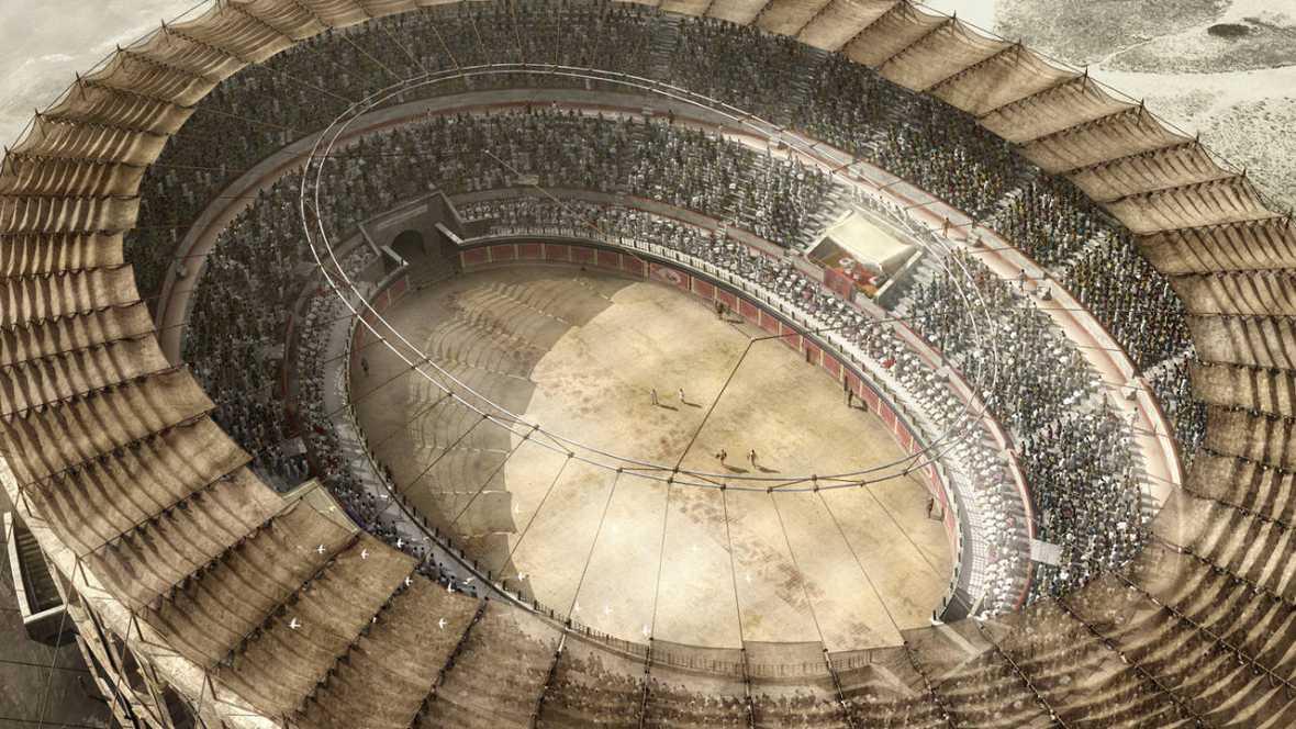 'Ingenier�a Romana' mostrará en La 2 las colosales construcciones romanas