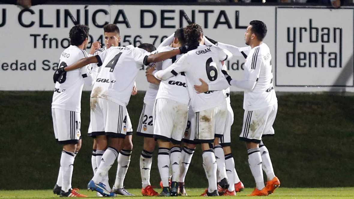Video: Sevilla vs UD Logrones