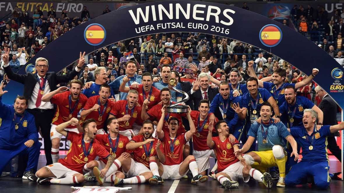 federacion espanola de futbol sala f tbol sala cto de europa espa a logra con autoridad