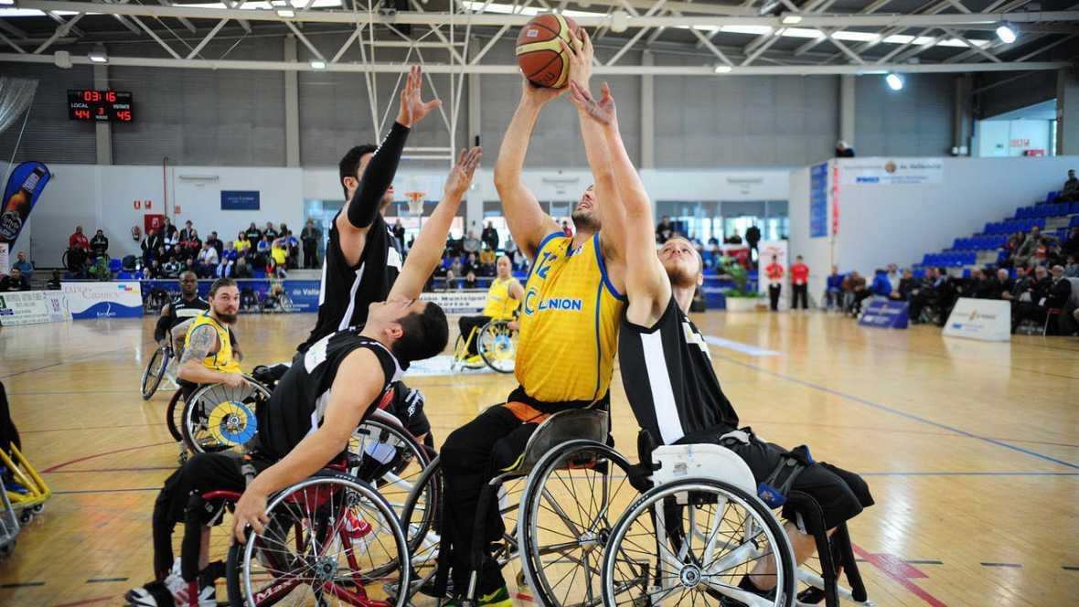 Baloncesto en silla de ruedas la copa del rey de baloncesto en silla de ruedas en - Baloncesto silla de ruedas ...