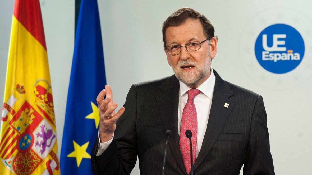Rajoy rectifica y acudir al congreso para informar del for Presidente del consejo europeo