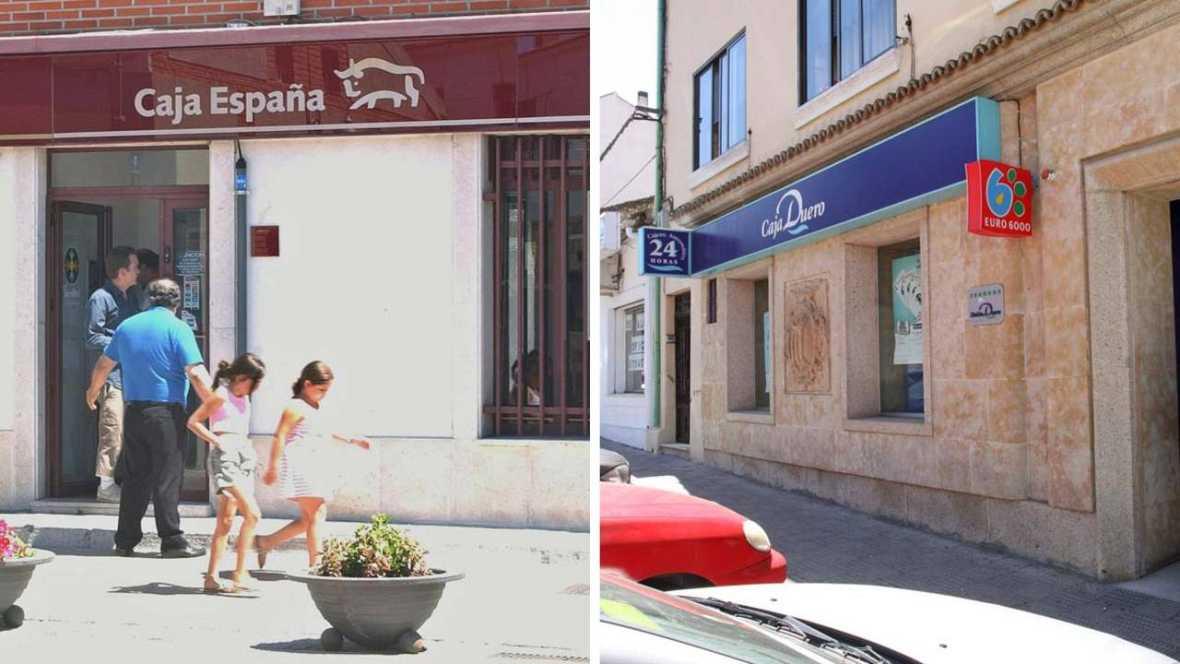 Banco ceiss y sindicatos cierran un acuerdo para la salida for Caja duero oficinas madrid