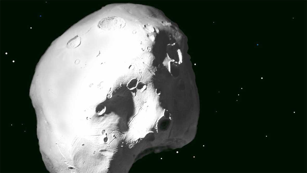 El asteroide Juno fue descubierto en 1804.