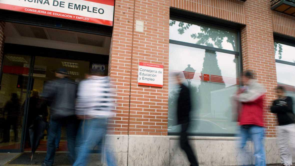 El paro en espa a el n mero de parados registrados baj for Oficina de desempleo malaga