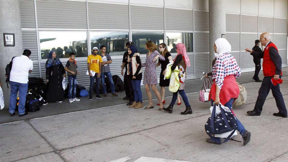 Rajoy autoriza con urgencia  la acogida inmediata de los refugiados