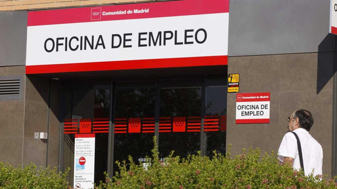 El paro registrado sube en desempleados en agosto for Oficina de empleo comunidad de madrid