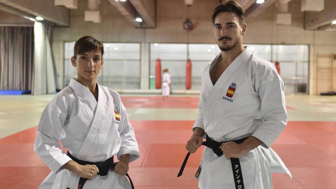 Karate mundiales platas para quintero y kumite - Tableros sanz madrid ...