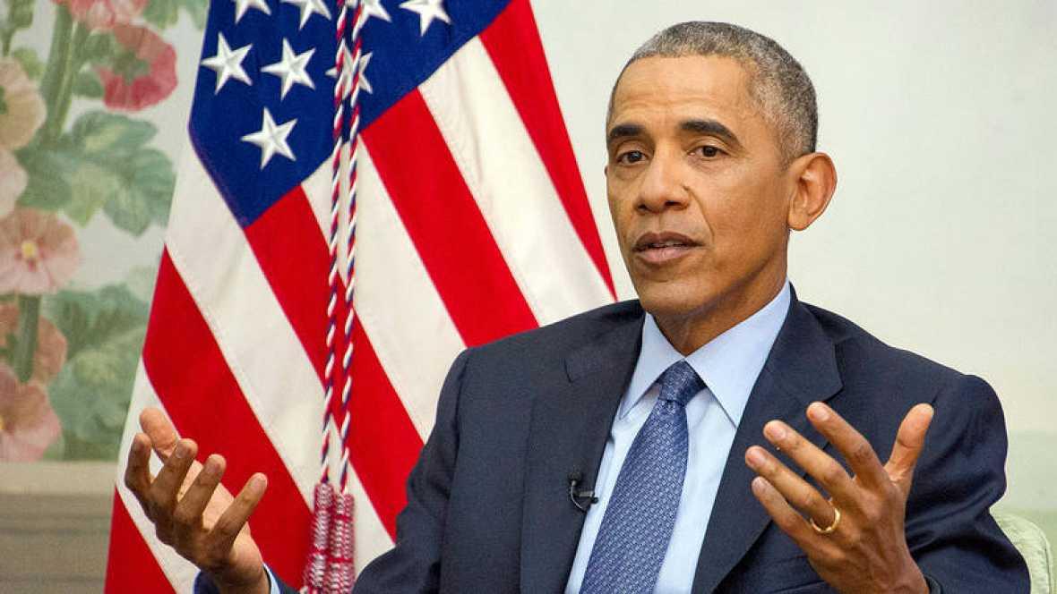 Obama lamenta que haya republicanos que confíen más en Moscú que en los demócratas