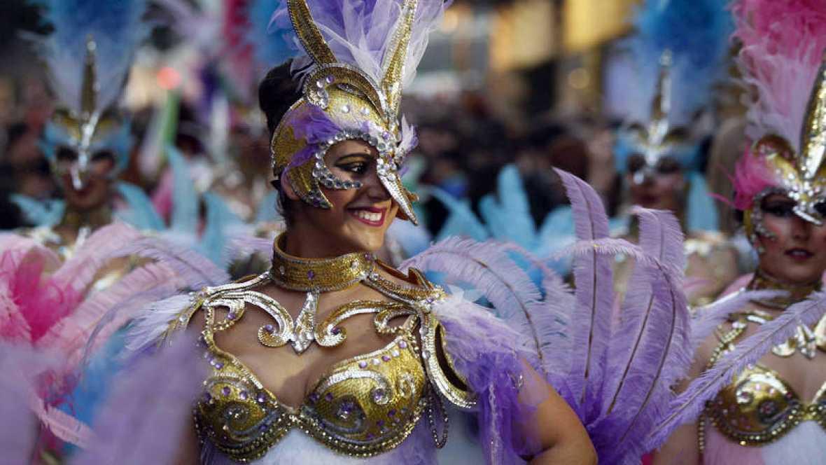 Promoción del Carnaval de Alicante en 2016