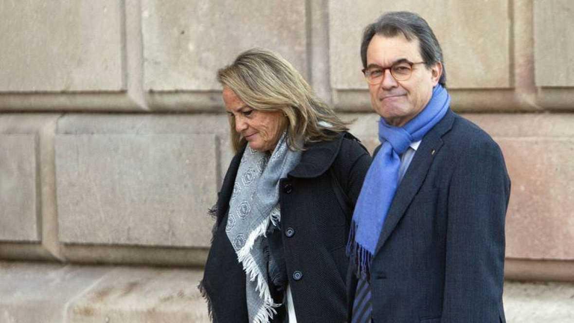 El expresident de la Generalitat Artur Mas