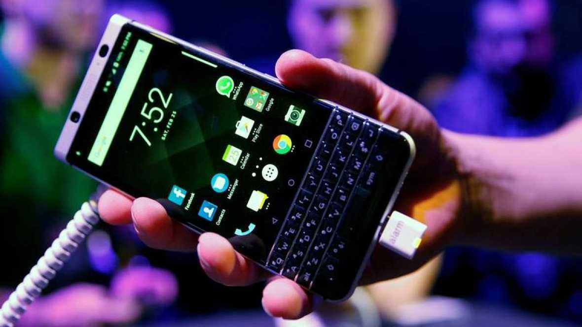 Resultado de imagen para blackberry keyone mwc