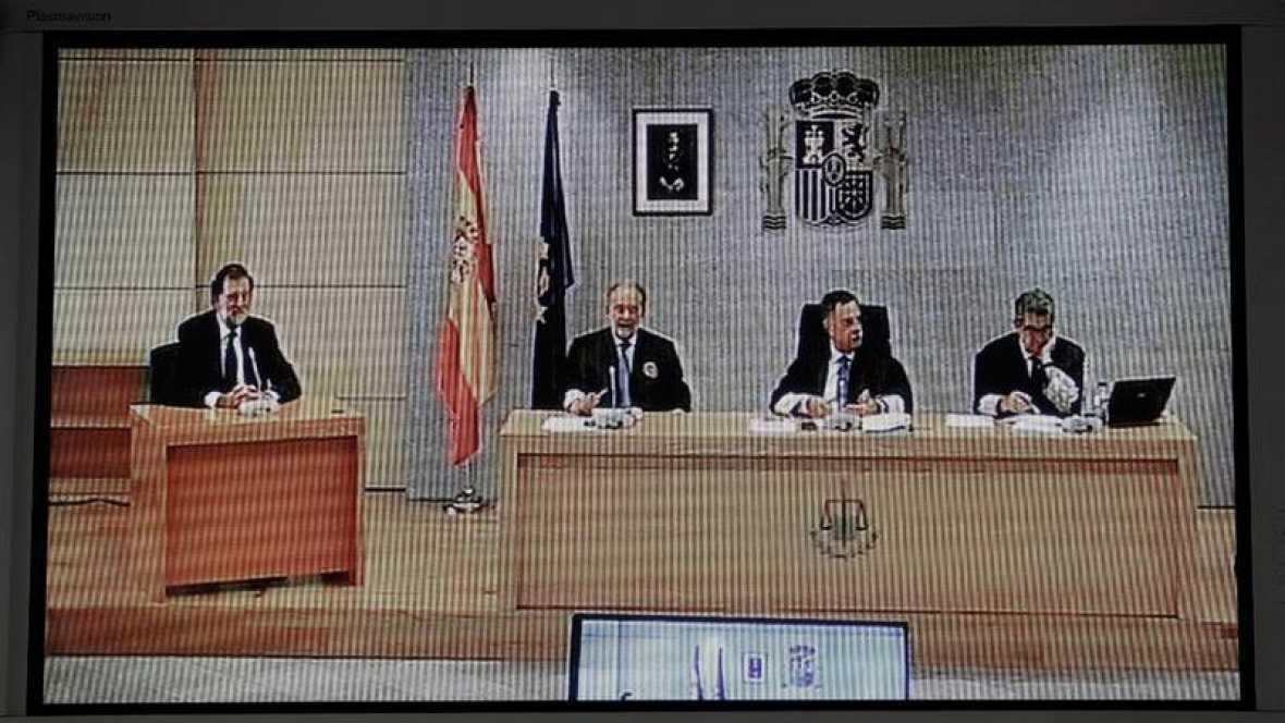El rifirrafe entre el presidente del tribunal y la acusación