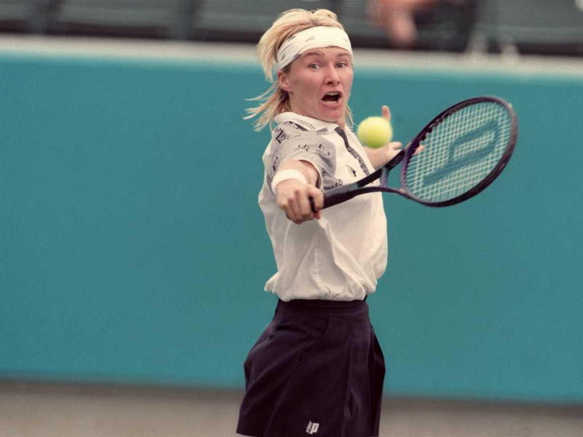 Resultado de imagen para ex tenista de República Checa, Jana Novotná