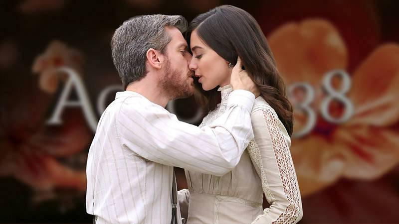 El final feliz de Mauro y Teresa en 'Acacias 38'