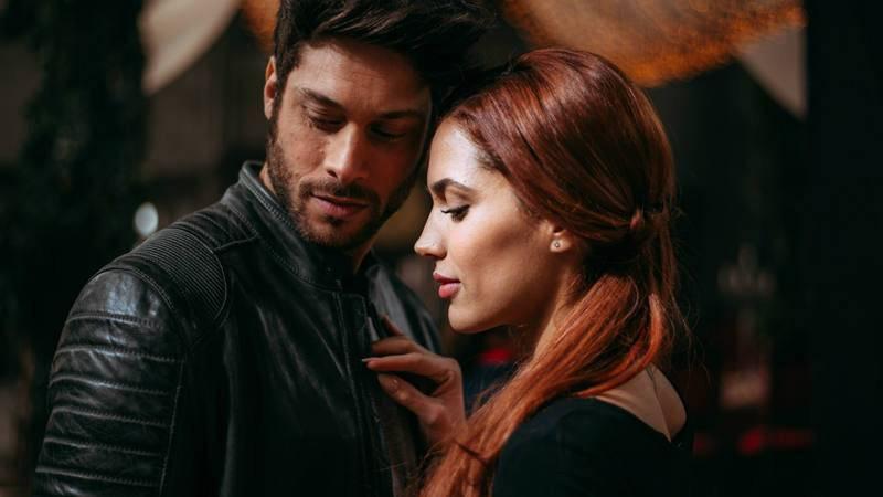 Michelle Calvó y José Lamuño, interpretan a dos de los protagonistas de la ficción