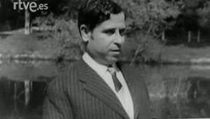 Fotograma de Ramón Gómez de la Serna en 'Los libros'