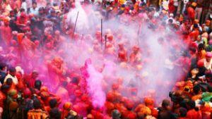 Fotograma de Otros pueblos - Fiestas - Holi