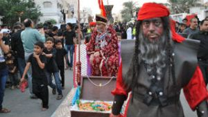 Fotograma de Otros pueblos - Fiestas - Ashura