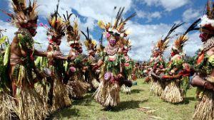 Fotograma de Otros pueblos - Goroka