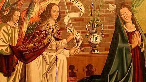 Fotograma de Los libros - Los milagros de Nuestra Señora de Gonzalo de Berceo