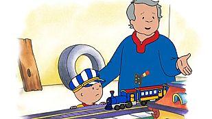 Video Pasajeros al tren