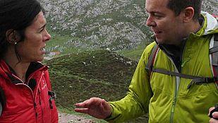 Noticia Edurne Pasabán y Javier Sierra intentan ascender a Pica del Jierru