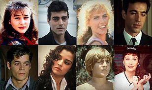 Noticia ¿Quiénes eran los 'Mario Casas' y las 'Michelle Jenner' de los años 80?