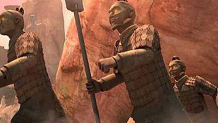 Video Los guerreros de Terracotta