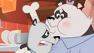 Video Who Crushed The Panda?
