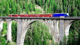 Video Grandes viajes ferroviarios continentales: Suiza