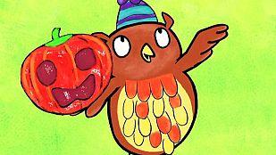 Video El viaje al bosque de Halloween