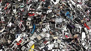 Video Tráfico de residuos electrónicos: La tragedia electrónica