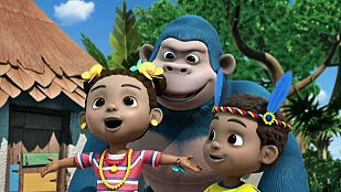 Video Gorilla band