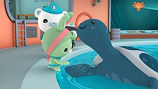 Video Octonauts and the Giant Whirlpool