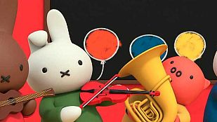 Video Miffy's concert