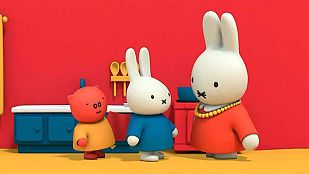 Video Miffy helps out