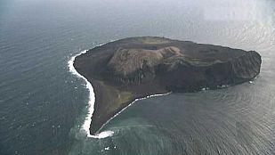 Video Patrimonio de la humanidad: Surtsey (Islandia)