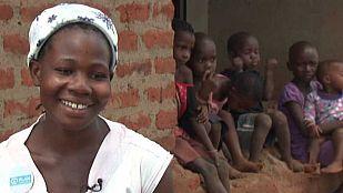 Video Matrimonios infantiles. En el corazón de África
