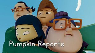 Video Pumpkin Reports...¡faltan dos días!