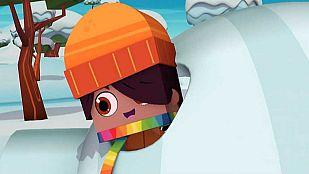 Video La gran aventura en la nieve