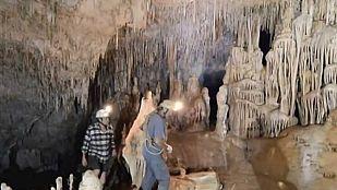 Video Espeleología - Vallgornera: piedra, agua y tiempo (1)