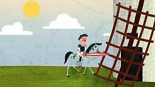Video Lunnis de leyenda - El Quijote