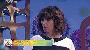 Video Mes de la Ciencia - Mónica López, meteoróloga
