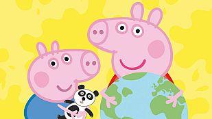 Video ¿Qué hacen Peppa Pig y su familia para cambiar por el clima?