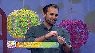 Video Mes de la Ciencia - Santi García y el número 'Pi'
