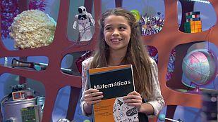 Video Mes de la Ciencia - Andrea Casamayor y las matemáticas