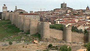Video Ávila, los místicos y la ruta teresiana