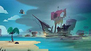 Video Darn galleon