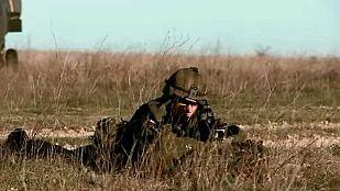 Video El viaje de la brigada española